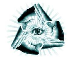 Pyramid hand