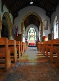 Inside St Martins