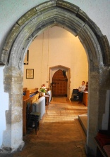 Original Church entrance