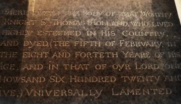 Thomas Tomb