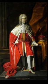 The Duke of Norfolk