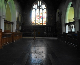 Inside All Saints