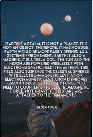 earth is a realm